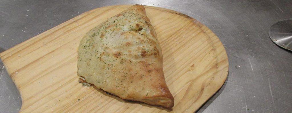 Fresh Mangia Calzone